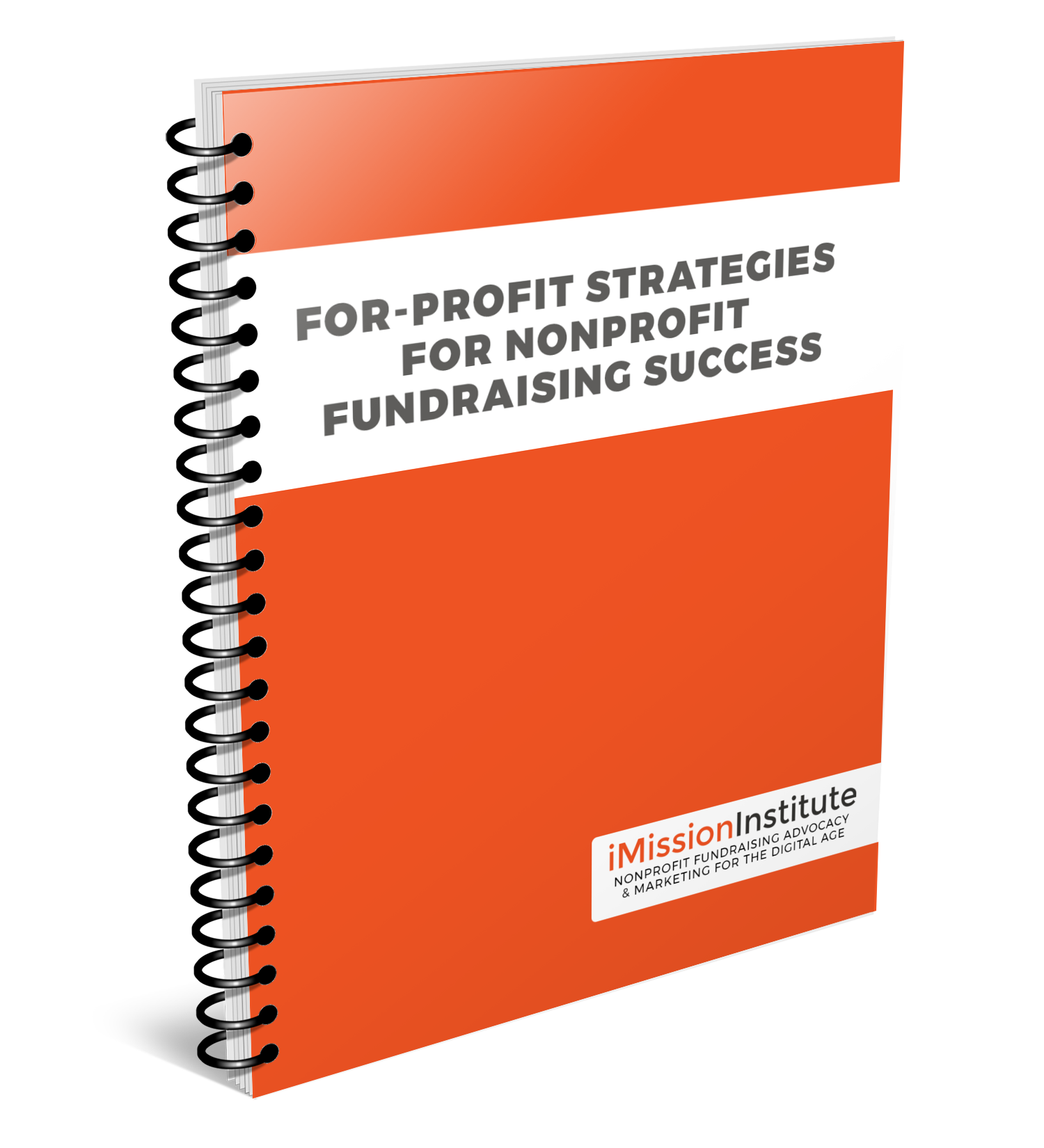 for profit strategies for nonprofit fundraising cover image