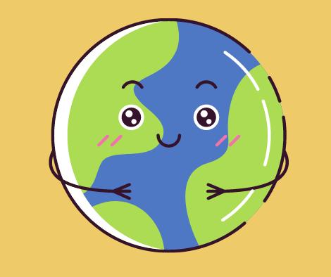 globe block nonprofit web design best practice