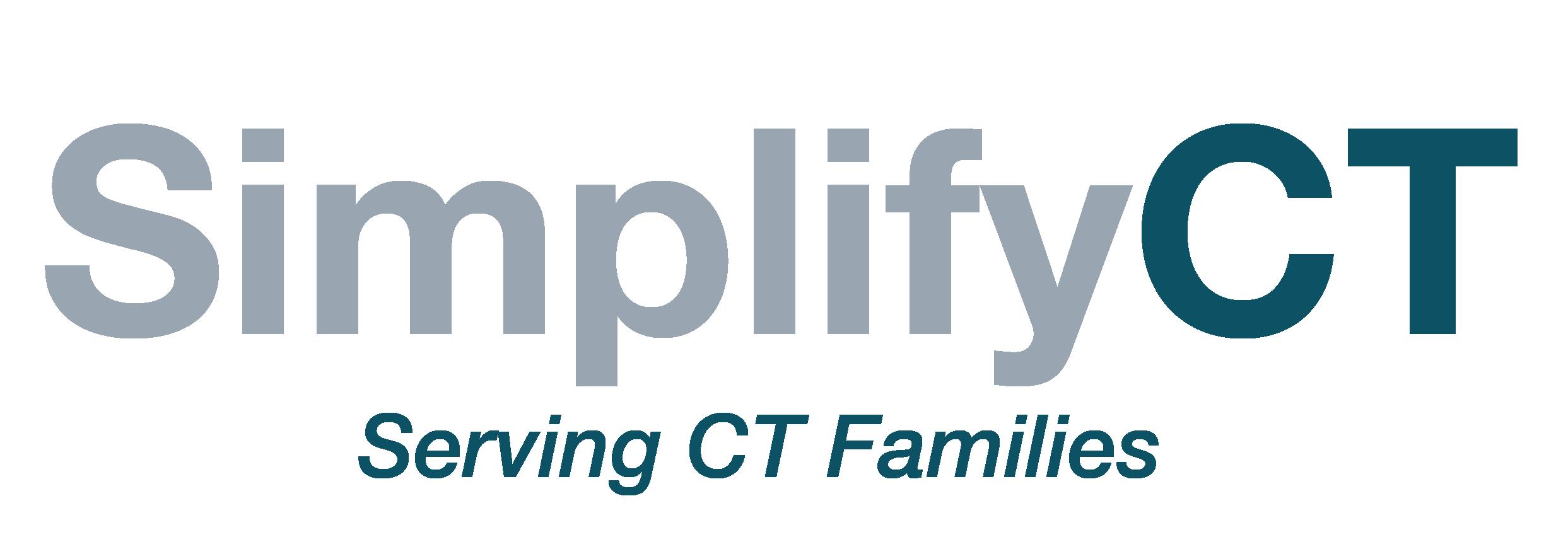Simplify CT logo